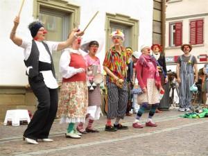 Sommerwoche 2015 Schwäbisch-Hall 01